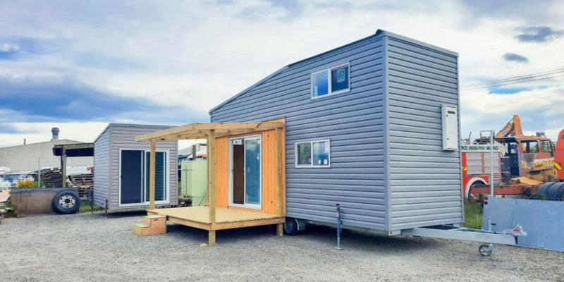 NZ Tiny Living - Tiny House Builders